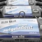 Smartphone: Mehr Datenvolumen in den Tarifen von Aldi Talk