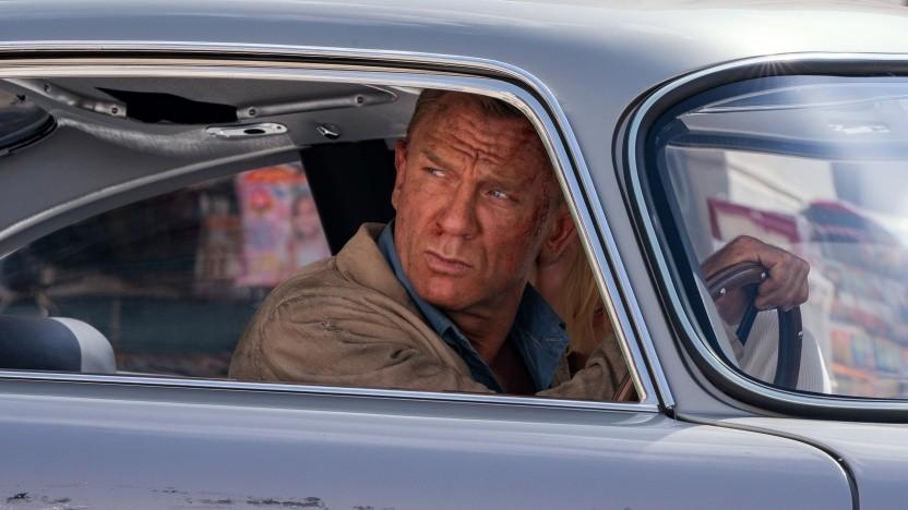 Daniel Craig wird zum letzten Mal James Bond spielen.