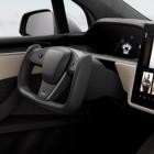 SUV mit E-Antrieb: Teslas neues Model X bekommt ein eckiges Lenkrad