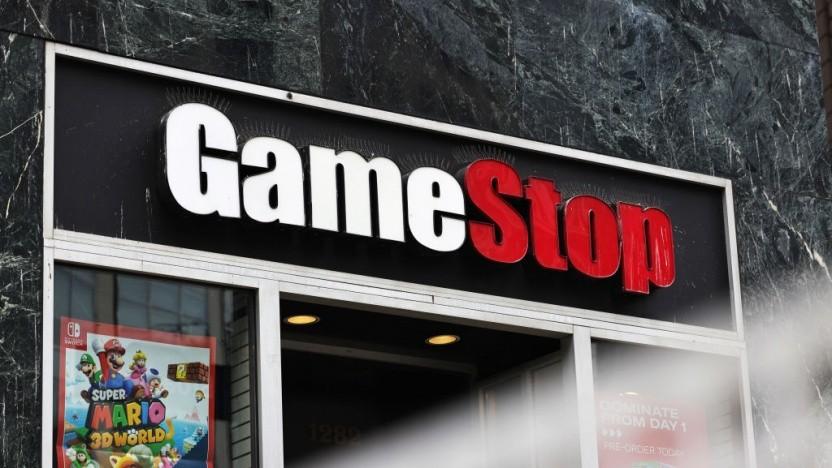 Die Gamestop-Aktie erlebt weiter einen Höhenflug.