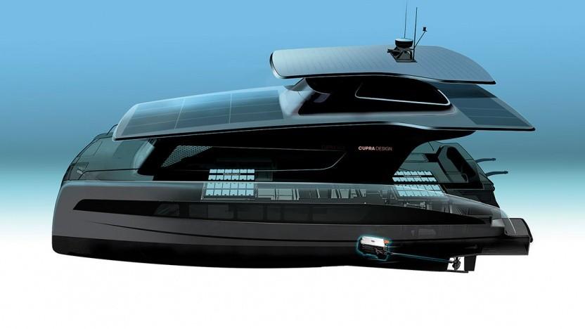 Silent-50 mit MEB: Fahrspaß auf hoher See