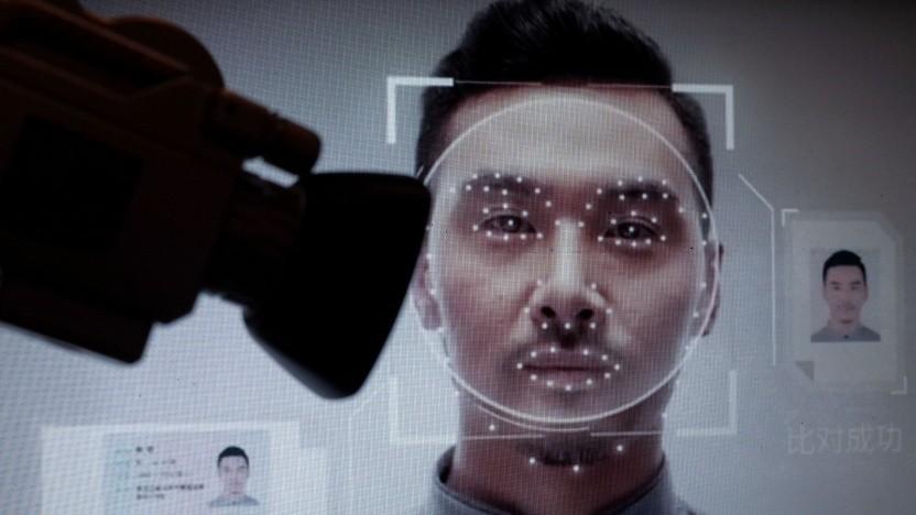Gesichtserkennung ist eine stark umstrittene Technik.