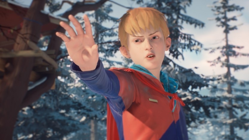 Artwork von Life Is Strange - Captain Spirit