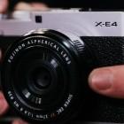 Nachfolger der X-E3: Kleine Systemkamera Fujifilm X-E4 vorgestellt