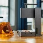 Laserpecker 2: Mini-Laserschneider graviert iPads, Holz, Leder und Stoffe