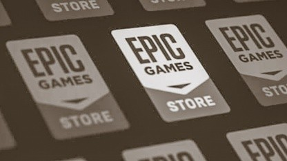 Artwork des Epic Games Store
