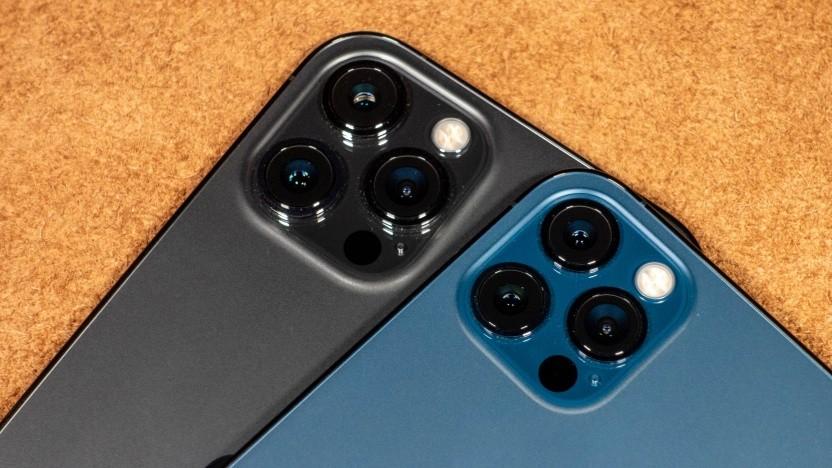 Apples neue iPhones bescheren dem Hersteller im vierten Quartal 2020 ein starkes Wachstum.