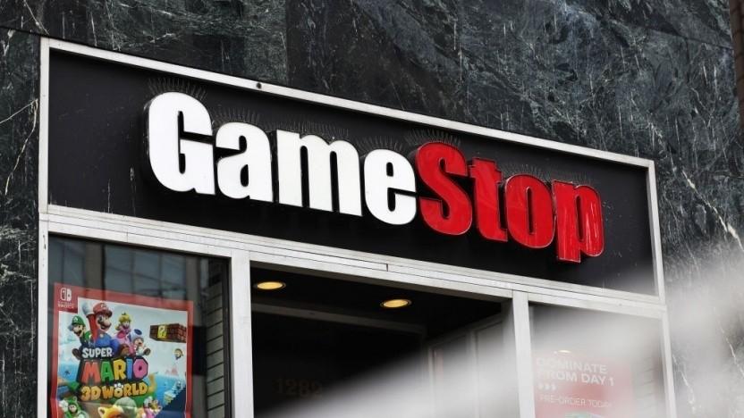Kleinanleger haben massenhaft Aktien von Gamestop gekauft.