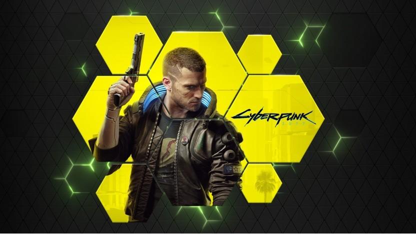 Cyberpunk 2077 gibt es für Geforce Now.