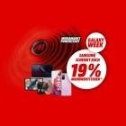 Anzeige: Galaxy Week bei Media Markt und Saturn