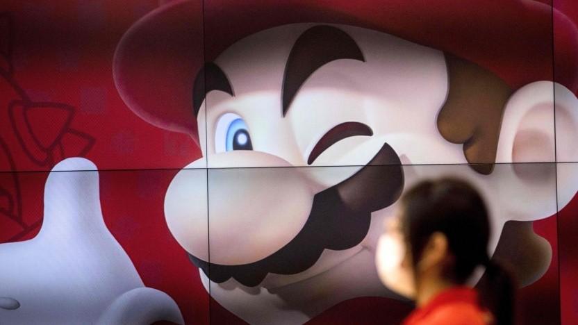Nintendo in Japan (November 2020)