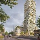 Berlin: Woho wird Deutschlands höchstes Holzhaus