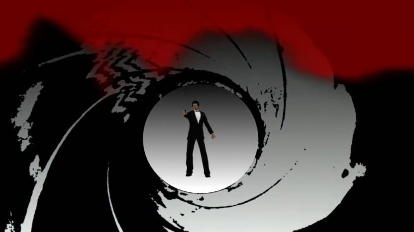 Intro des Xbox-360-Remasters von Golden Eye 007