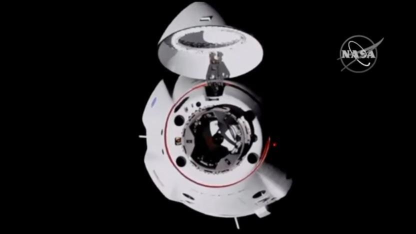 Das Dragon Raumschiff Resilience soll 2021 noch einmal um die Erde fliegen.