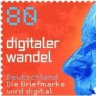 Neue Postwertzeichen: Post führt Briefmarken mit Matrixcode ein