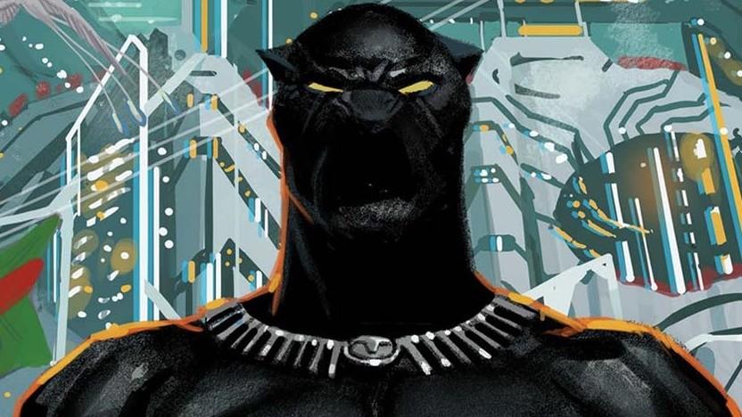 Black Panther ist nicht der einzige Superheld in Wakanda.