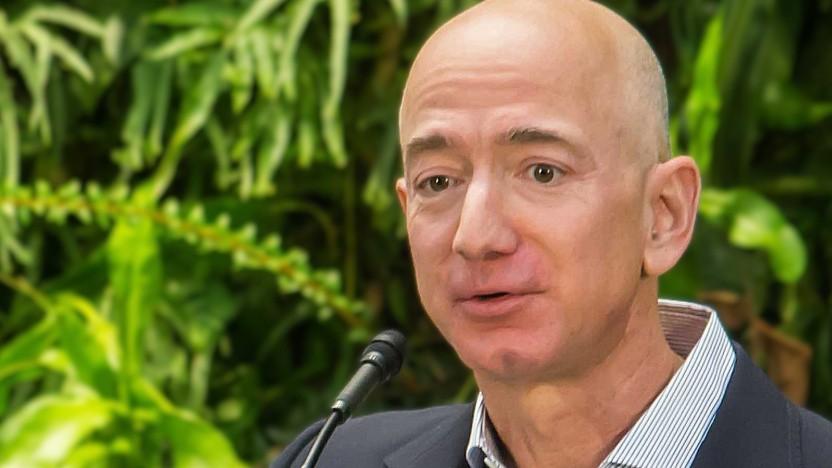 Jeff Bezos - einer der reichsten Menschen der Welt