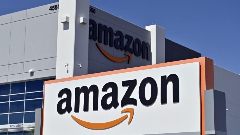 Standort von Amazon in den USA
