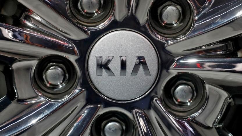 Kia-Logo (Symbolbild)