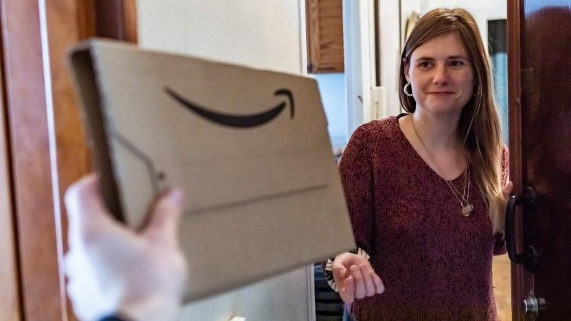 Amazon hat Flex-Fahrer jahrelang gezahltes Trinkgeld vorenthalten.