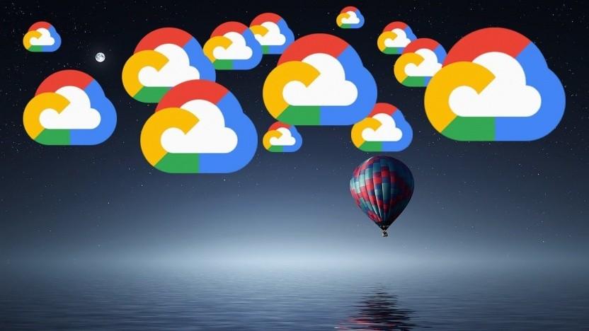 Die Cloud-Sparte von Google macht weiter deutliche Verluste.