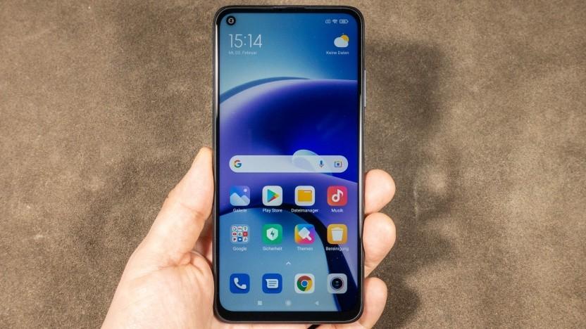Das Redmi Note 9T von Xiaomi