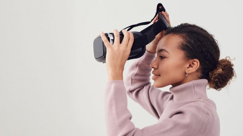 Was wird Apples-VR-Brille wohl besser können? (Symbolbild)