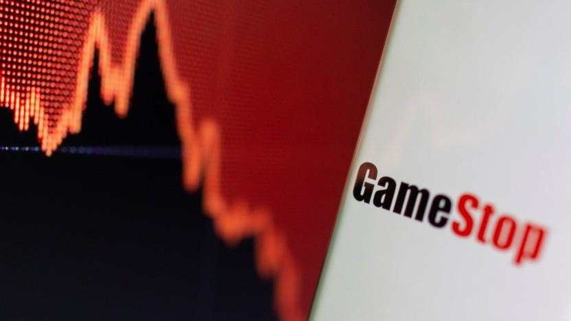 Die Turbulenzen der Gamestop-Aktien haben die Trading-Apps überfordert.