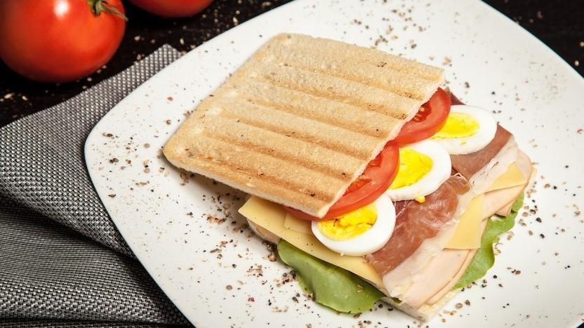Das Logo von Sudo ist ein Sandwich.