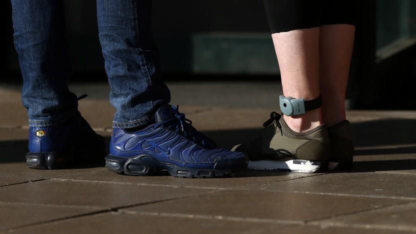 Elektronische Fußfesseln sind auch in Deutschland zulässig.