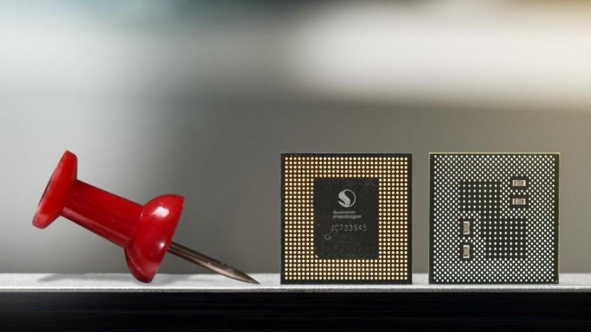 Ein älterer Snapdragon-Chip