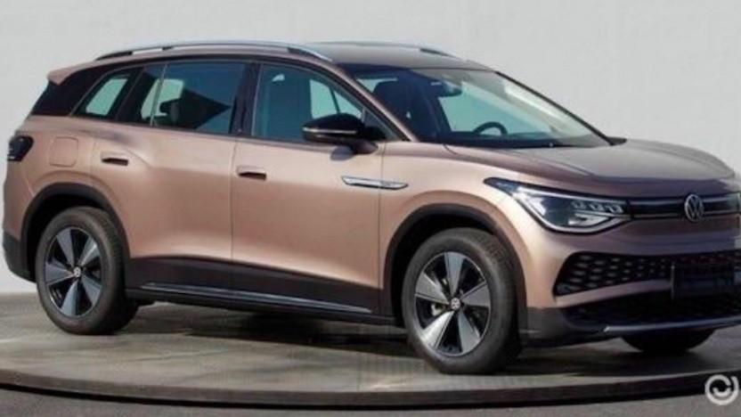 So soll der VW ID.6 aussehen.