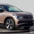Großes Elektro-SUV: Fotos des VW ID.6 aufgetaucht