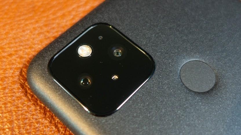 Über die Kameras der Pixel-Smartphones lassen sich künftig Vitalfunktionen messen.
