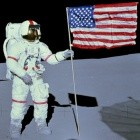 Apollo 14: Golfbälle von US-Astronauten auf dem Mond lokalisiert