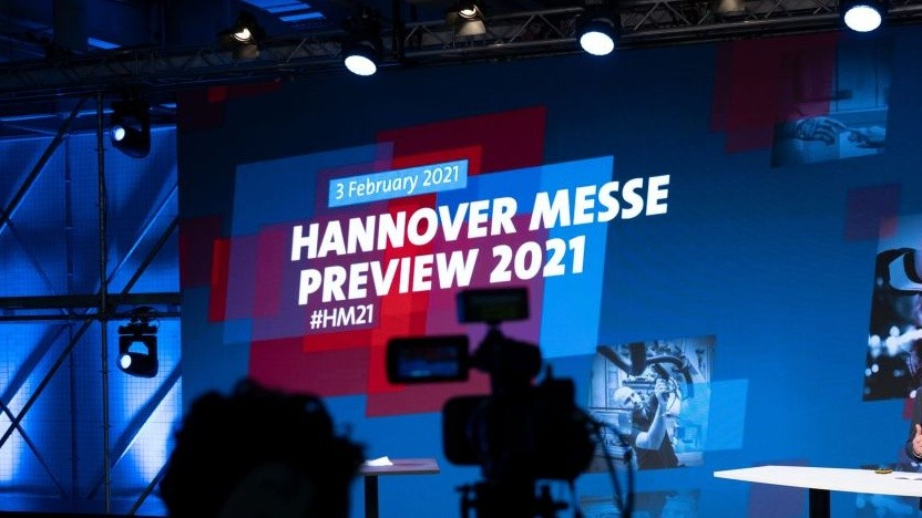 Die Hannover Messe findet 2021 wieder statt, allerdings nur digital.