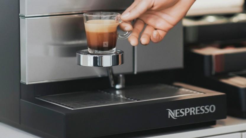 Mit Sicherheitslücke gibt es den Nespresso kostenlos.