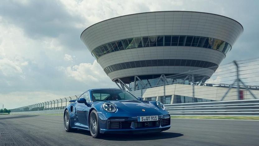 Porsche 911 Turbo - Ein Dinosaurier?