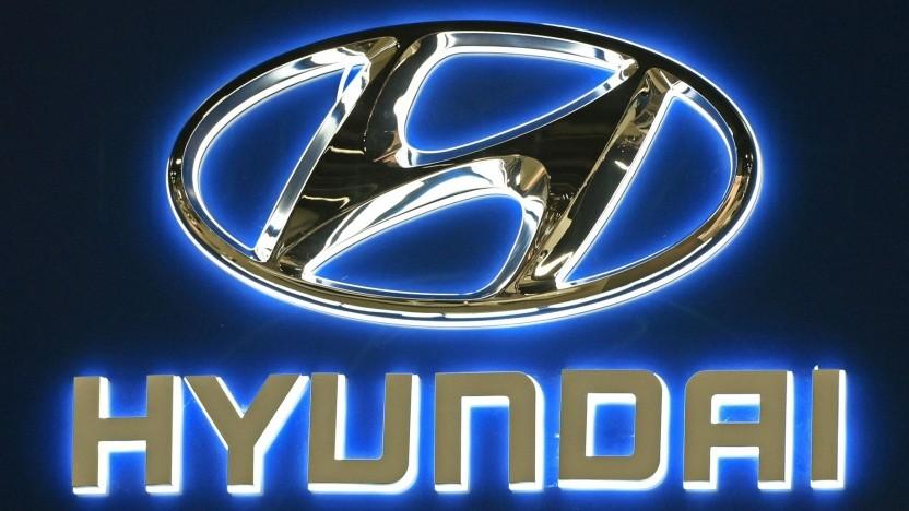 Hyundai-Logo (Symbolbild): Aktie verlor nach Börsenmitteilung an Wert.