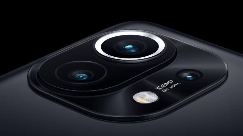 Die Dreifachkamera des Xiaomi Mi 11