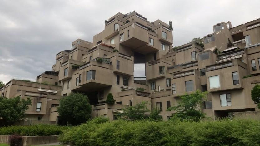 Manche Architektur altert nicht so gut - und das gilt auch für manche Software-Architektur.