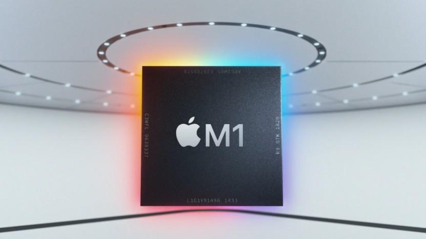 Der M1-Chip ist das Ziel von Intels kompetitivem Marketing.