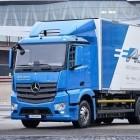 Brennstoffzellen-Lkw: EU billigt Kooperation zwischen Daimler und Volvo