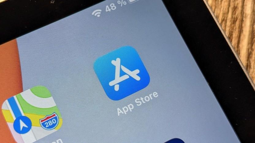 Der App Store sieht sich Vorwürfen von Entwicklern ausgesetzt.