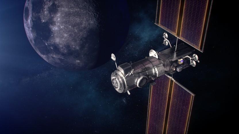 Die ersten beiden Module des Lunar Gateway bilden bereits eine funktionierende Raumstation.