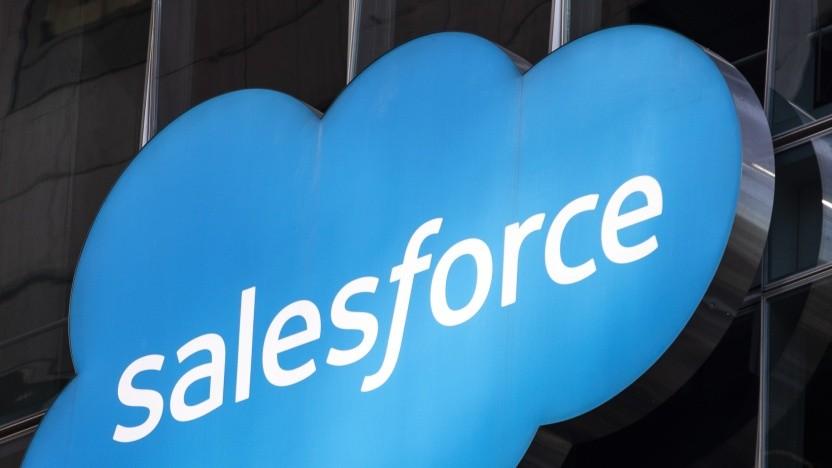 Bei Salesforce wird sich langfristig viel ändern.