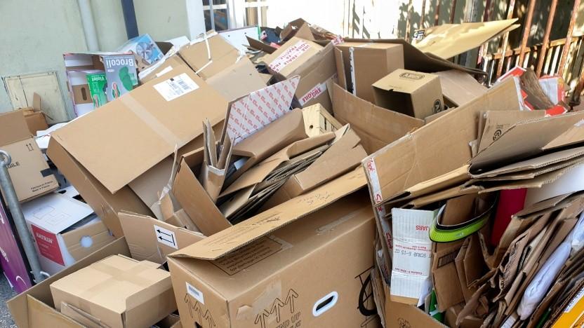Die Paketverwaltung größerer Projekte kann schnell zu Problemen führen.