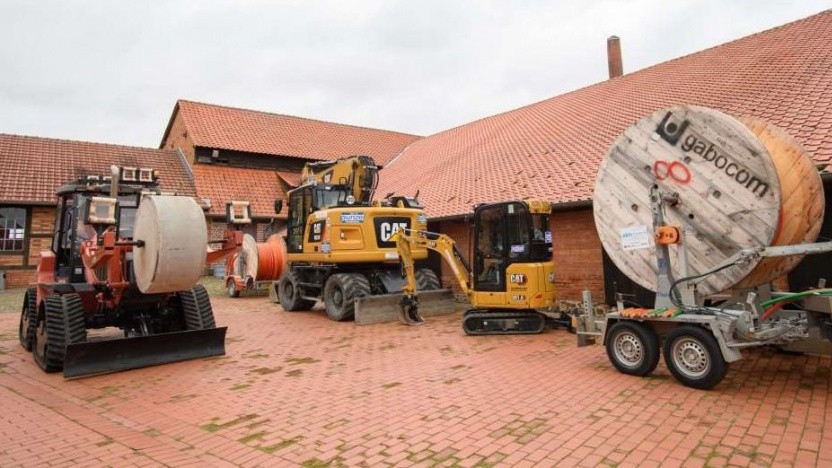 Halbzeit beim Ausbau der ARGE-Breitband