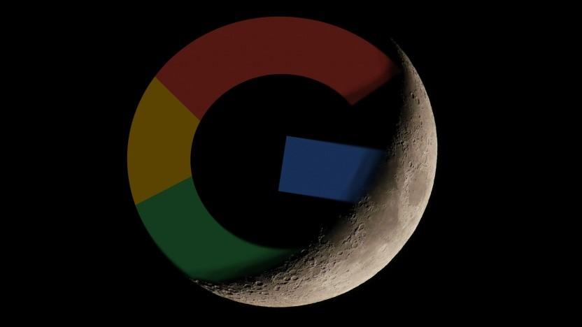 Googles Dark Mode macht die Suche dunkler.