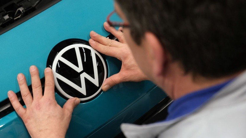 VW setzt für seine Software auf die Microsoft-Cloud.